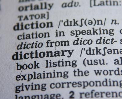 'Dict' Vocabulary